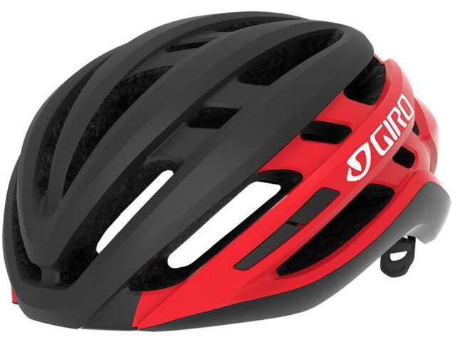 Giro Agilis MIPS Helmet matte black/bright red